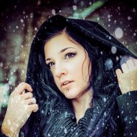Февральский снег :: Melissa Salvatore