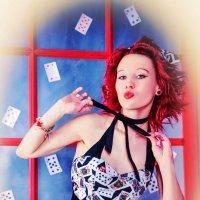 Карточное рокабилли 2 :: Melissa Salvatore