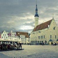Таллин, Ратушная площадь... :: Bosanat