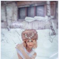 Морозный день! :: Ирина Слайд