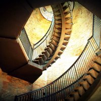 Винтовая лестница :: Екатерина Новгородцева