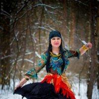 Зажигательная цыганка :: Dina Ross