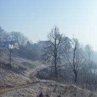 Ранняя зима или поздняя осень? :: Мария Корнилова