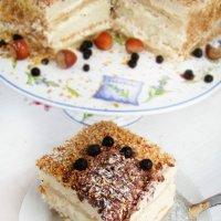 Торт Рецепт можно посмотреть в моей кулинарной группе http://vk.com/public85432007 :: Наталья Майорова