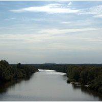 Река Быстрица. :: Андрей Русинов