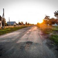 рассвет :: Анастасия Журавлева