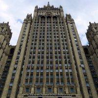 Цитадель российской дипломатии :: Евгений Кривошеев