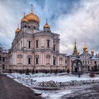 Воскресенский Новодевичий монастырь. :: Валентин Яруллин