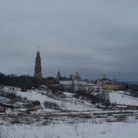 Иоанно Богословский монастырь в Пощупово :: Наталья Гусева