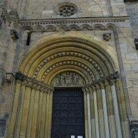 врата,Кафедральный собор в Бамберге :: Сергей Цветков