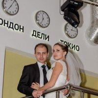 Эмиль и Татьяна. :: Раскосов Николай
