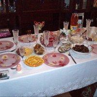 Пауза за праздничным столом :: Нина Корешкова