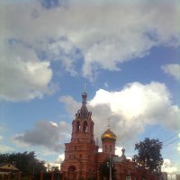 Церковь в г.Раменское :: Елена Семигина