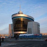 Челябинский Пригородный вокзал. :: Надежда
