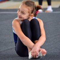 Юная гимнастка :: Игорь Д