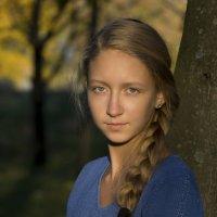 Осенний портрет :: Аля Хрусталёва