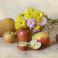 Запах яблок :: Юлия Назаренко