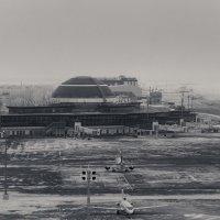 Аэропорт Астаны :: Максим Рожин