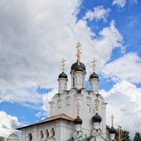 Церковь Иосифа Волоцкого  в Павловской слободе :: Марина Назарова