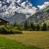 The Alps 2014 Switzerland Kandersteg 23 :: Arturs Ancans