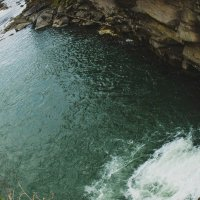 Небольшой водопад :: Алена Колошва