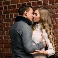 Поцелуй :: Анастасия Масютина