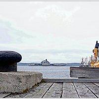 Буксир с авианосцами... :: Кай-8 (Ярослав) Забелин
