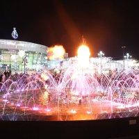 Огонь и вода :: ИГОРЬ ЧЕРКАСОВ
