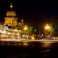 Ночной город :: Евгений Гусев