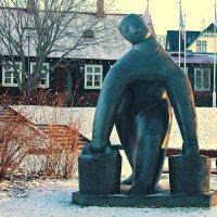 Есть ещё некто,в исландских селеньях... :: Михаил Лобов (drakonmick)