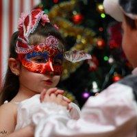 Новогодний бал! :: Надежда Подчупова