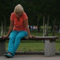 в воспоминаниях о молодости... :: Сергей Румянцев