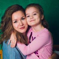 мама с дочкой :: Наталья ЛяМур