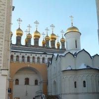 Москва. Кремль. :: Валюша Черкасова