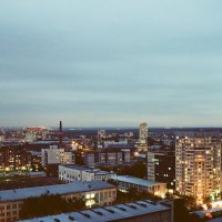 la vue sur la fenêtre :: Кирилл Золотаев