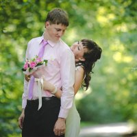 Свадебная фотосъемка :: Anna Lisovskaya