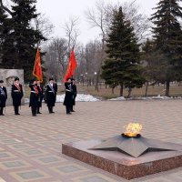 На Мемориале :: Владимир Болдырев