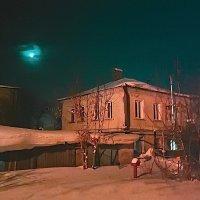 Лунная ночь. :: Валерий Молоток
