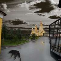 Дорога к Храму :: Борис Соловьев