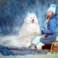 По дороге к снежной королеве :: Оксана Артюхова