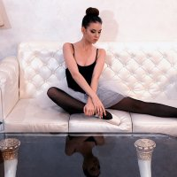Балеринка на отдыхе :: Alexander Varykhanov