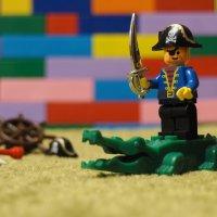 Капитан Лего :: Александр Фирсов