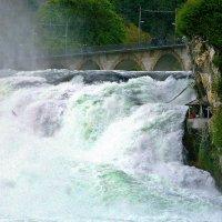 Рейнский водопад :: Александр Корчемный