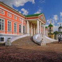 "Дворец усадьбы ""Кусково"" :: mila"