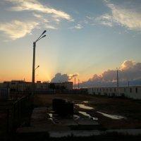 закат :: Андрей Харужин