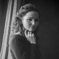 Таинственная незнакомка... :: Татьяна Костенко (Tatka271)