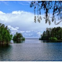 Ладожское озеро. Валаам :: Ольга Степанова