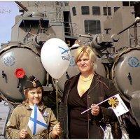 Ура! День ВМФ!.. :: Кай-8 (Ярослав) Забелин