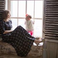 Мать и дитя :: Татьяна и Александр Беленьковы