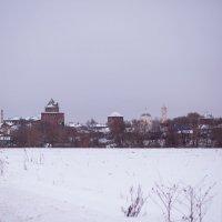 Пятницкие ворота :: Катерина Орлова